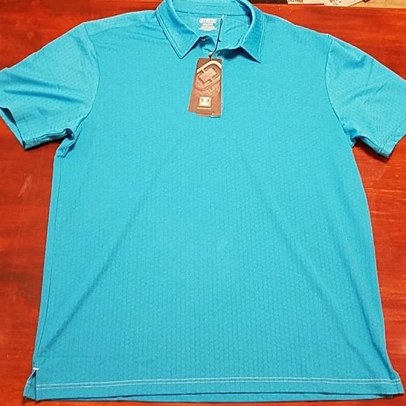 OGIO Other - Ogio SZ 2XL aqua golf polo NWT